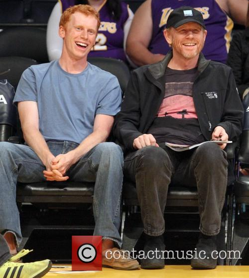 Ron Howard and Reed Cross 1