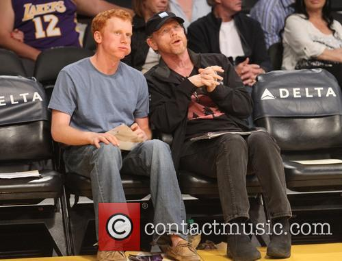 Ron Howard and Reed Cross 3