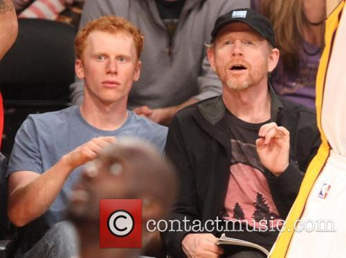 Ron Howard, Reed Cross, Staples Center