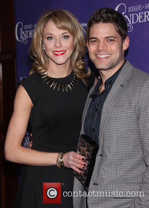Ashley Spencer and Jeremy Jordan 9