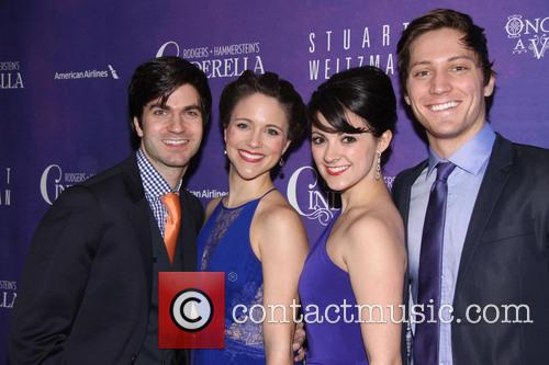 cast members premiere after party for cinderella 3538424