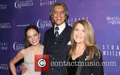 Laura Osnes, Tommy Tune and Victoria Clark 5