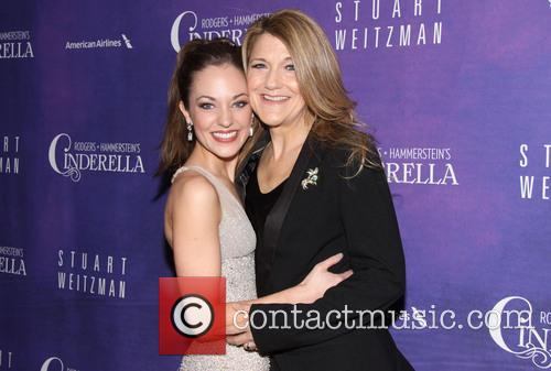 Laura Osnes and Victoria Clark 8