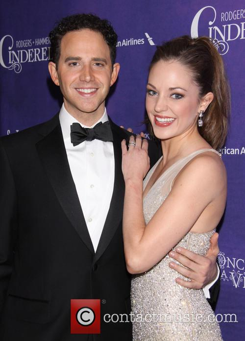 Santino Fontana and Laura Osnes 4