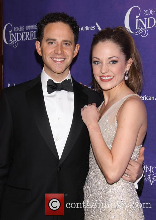 Santino Fontana and Laura Osnes 5