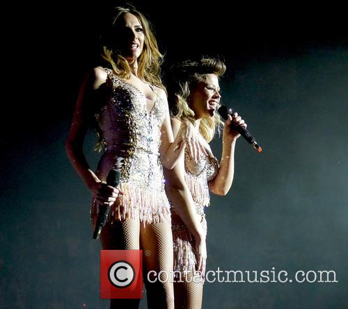 Nadine Coyle and Kimberley Walsh 8