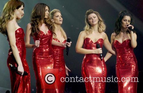 Nicola Roberts, Nadine Coyle, Sarah Harding, Kimberley Walsh and Cheryl Cole 1