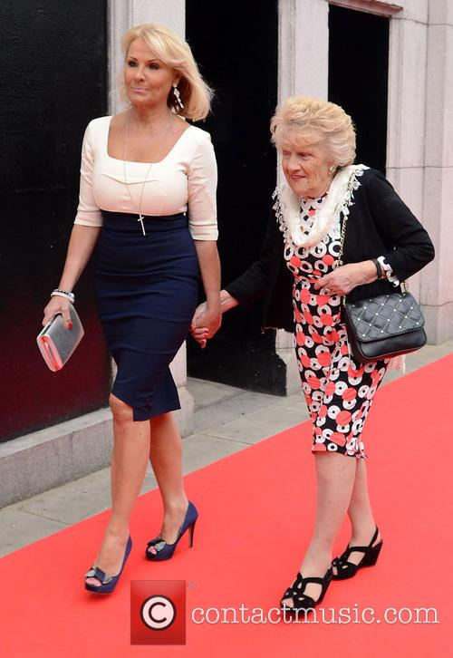 Carol Wright and Nanny Pat 6