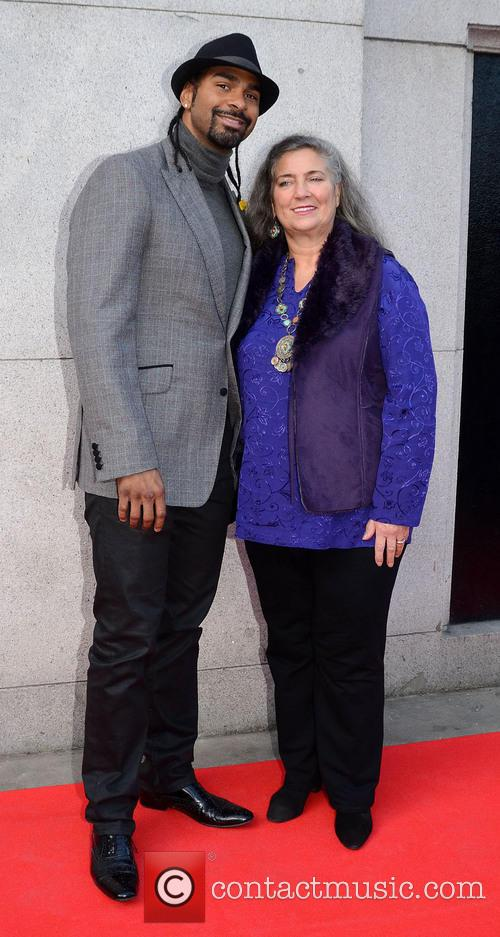 David Haye and Jane Haye 4