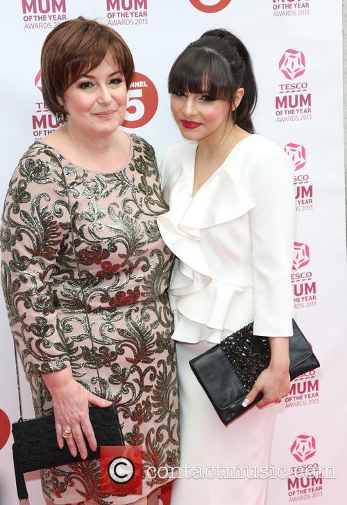 roxanne pallett with her mother tesco mum 3538182