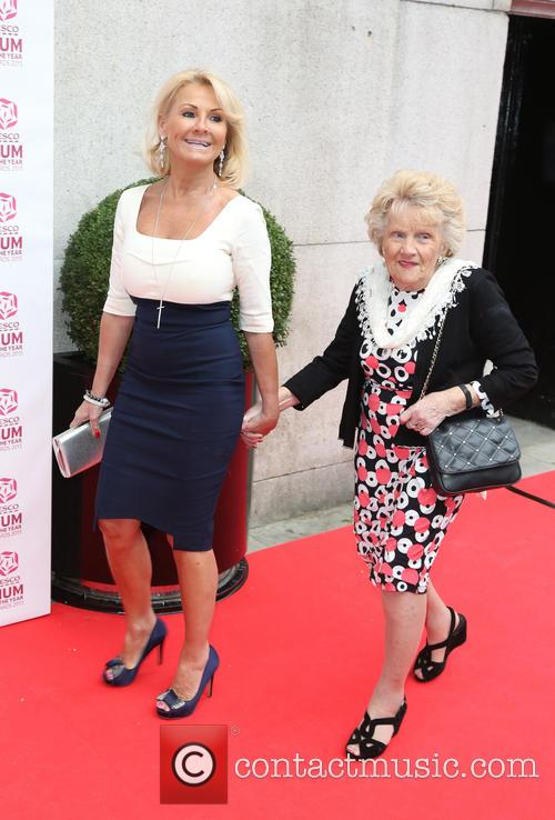Carol Wright With Her Mum Nanny Pat 1
