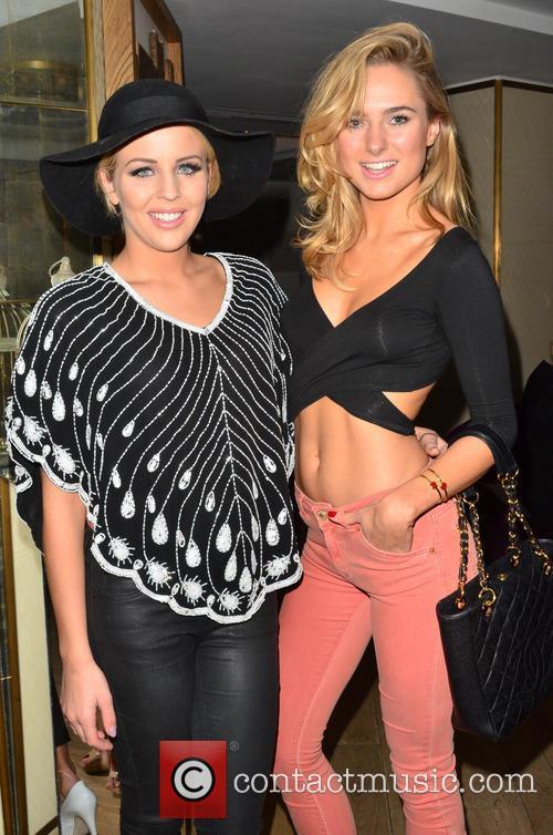 Lydia Bright and Kimberley Garner 6