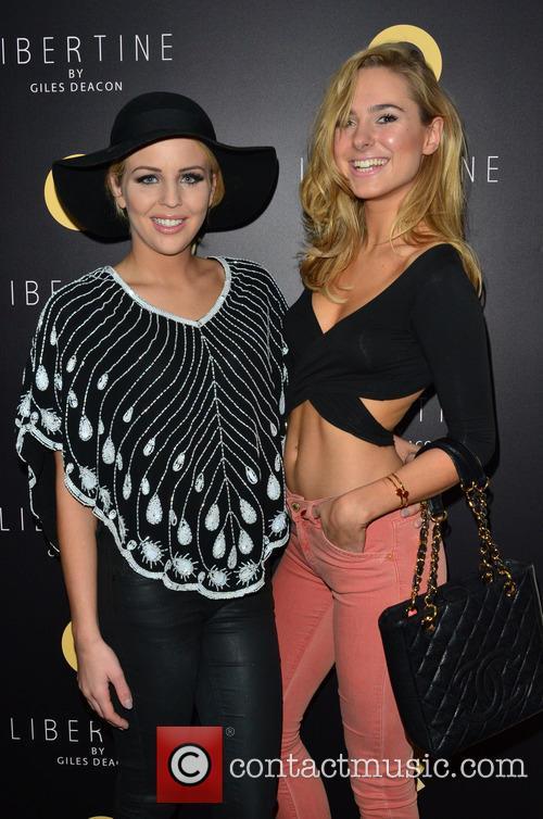 Lydia Bright and Kimberley Garner 9