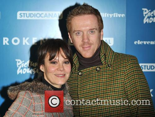 Damien Lewis and Helen McRory 4