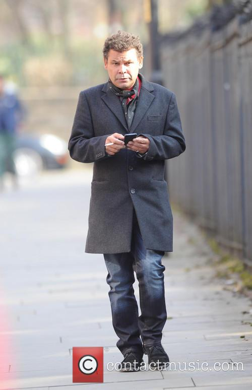 craig charles coronation street cast arrive at 3538835
