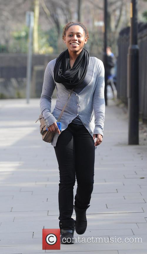 Coronation Street and Krissi Bohn 7