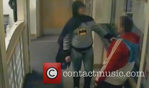 Batman and Bradford Police 2