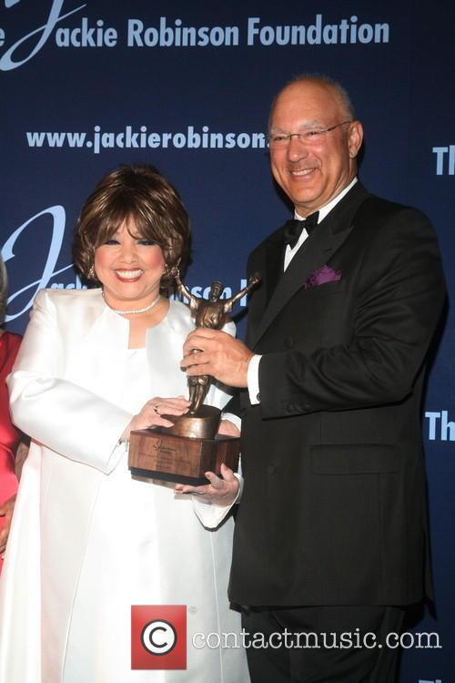 Carole Simpson, Leonard C. Coleman and Jr. 2