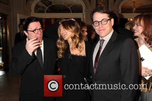 Nathan Lane, Sarah Jessica Parker and Matthew Broderick 7