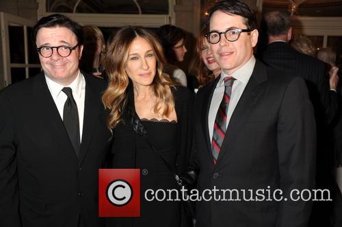 Nathan Lane, Sarah Jessica Parker and Matthew Broderick 8