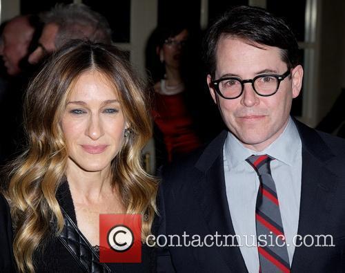 Nathan Lane, Sarah Jessica Parker and Matthew Broderick 5
