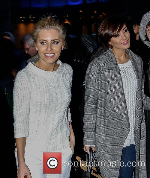 The Saturdays, Mollie King and Frankie Sandford 10