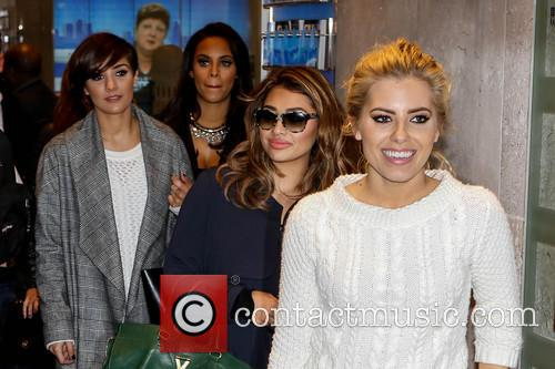The Saturdays, Mollie King, Vanessa White, Frankie Sandford, Pregnant Rochelle Humes and Rochelle Wiseman 7