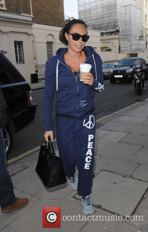 Tamara Ecclestone out and about in Chelsea