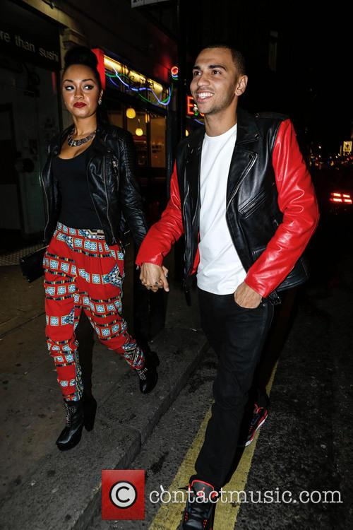 Leigh-ann Pinnock and Jordan Kiffin 3