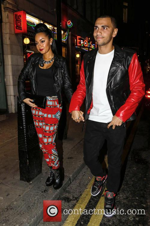 Leigh-ann Pinnock and Jordan Kiffin 4
