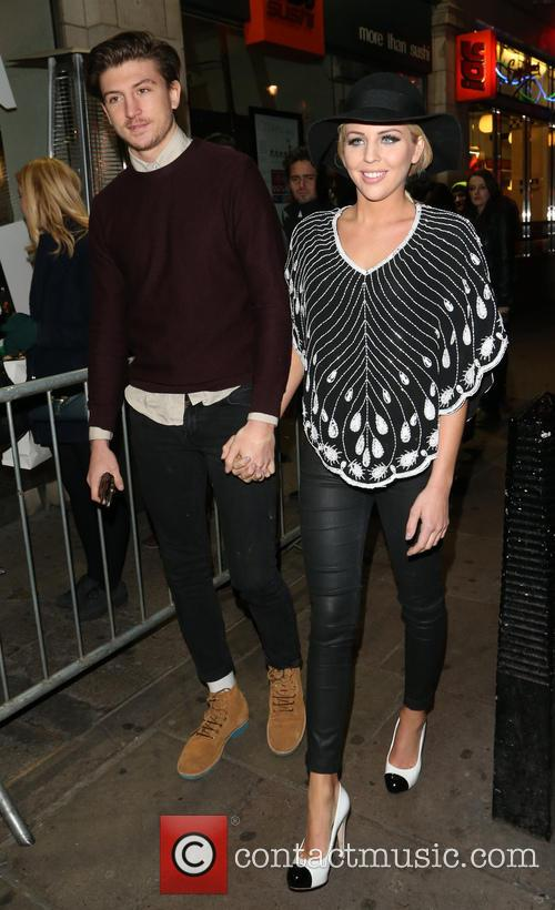 Tom Kilbey and Lydia Bright 2