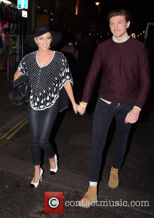 Lydia Bright and Tom Kilbey 1