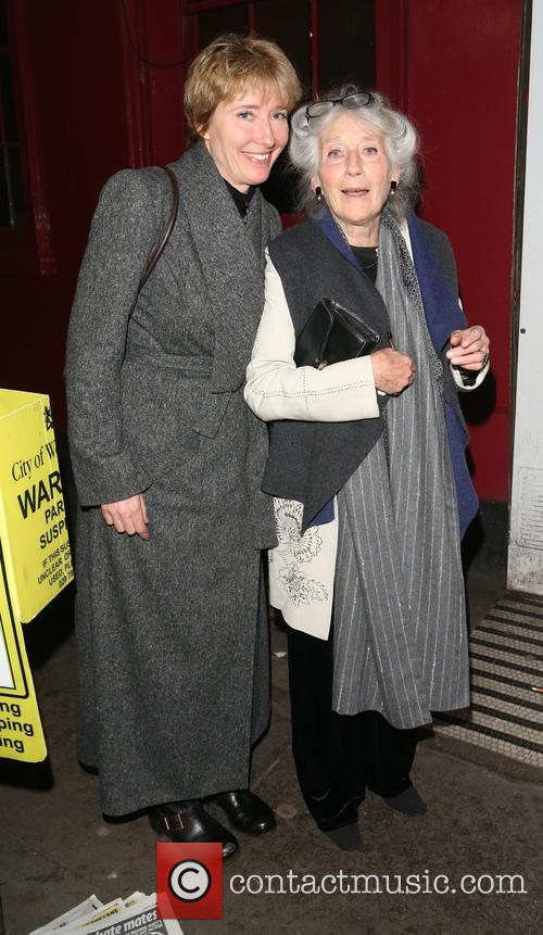 Emma Thompson and Phyllida Law 3