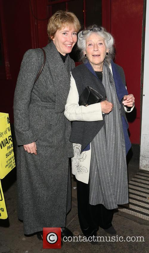Emma Thompson and Phyllida Law 4
