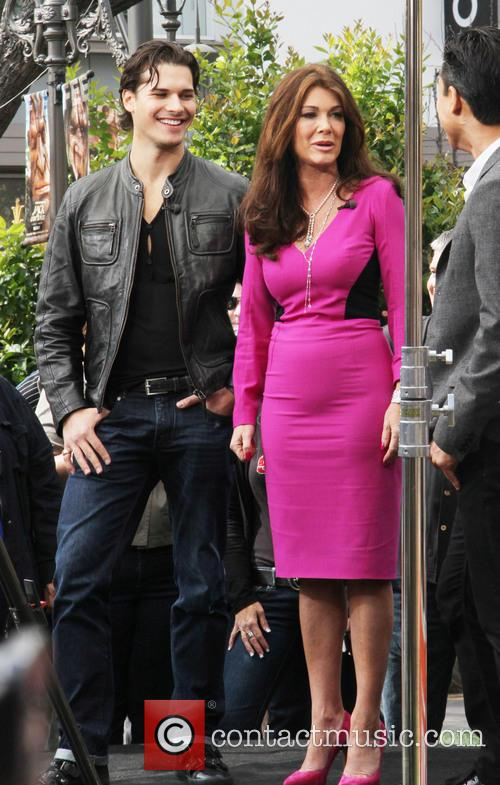 Lisa Vanderpump and Gleb Savchenko 5
