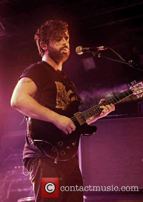 Foals and Yannis Philippakis 2