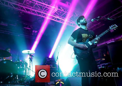 Foals and Yannis Philippakis 9