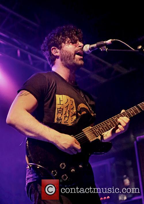 Foals and Yannis Philippakis 8