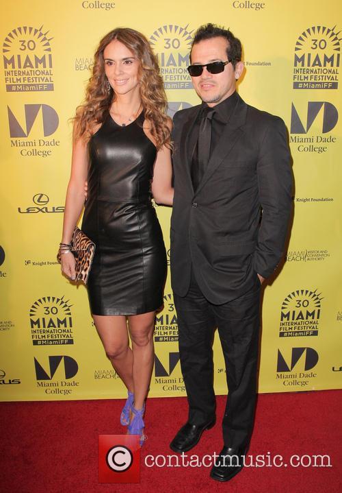 Karen Martinez and John Leguizamo 1