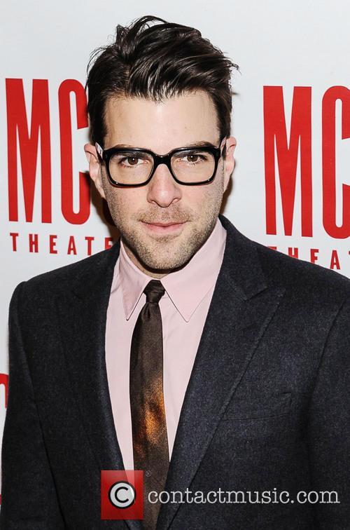Zachary Quinto and Judith Light 3