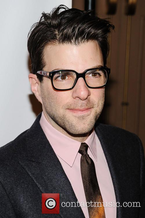 Zachary Quinto and Judith Light 1