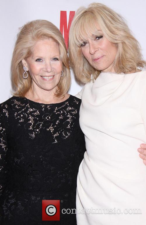 Daryl Roth and Judith Light 3