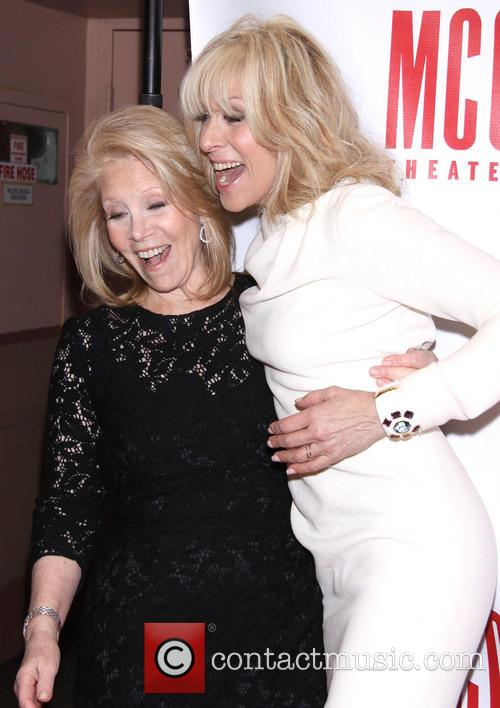 Daryl Roth and Judith Light 1