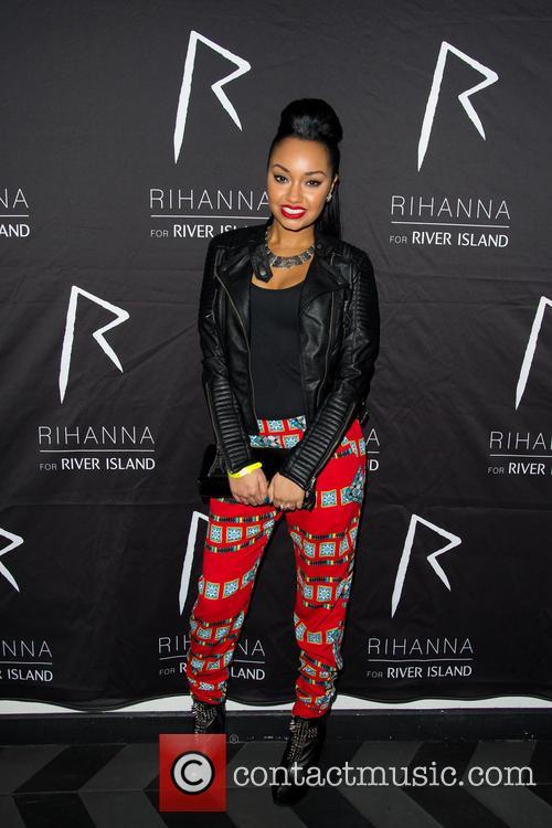 Little Mix and Rihanna 1