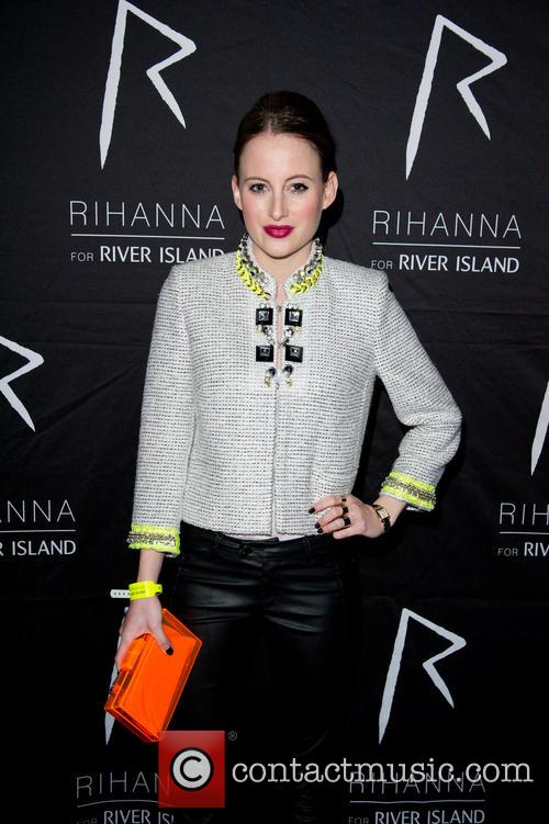 rosie fortescue rihanna for river island store 3539836