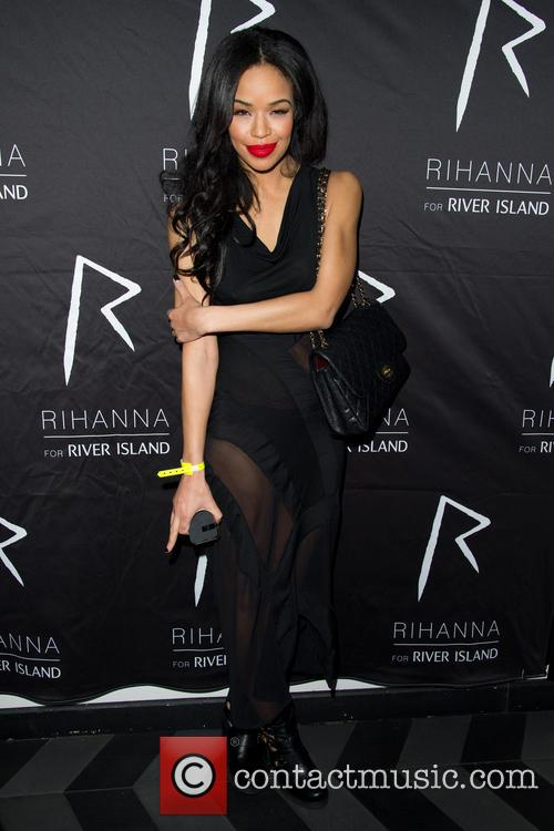 Rihanna for River Island store launch after party