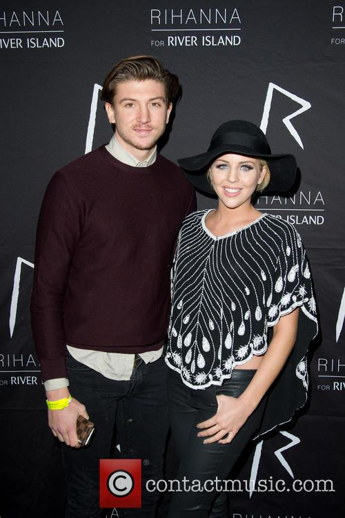 Tom Kilbey and Lydia Bright 1
