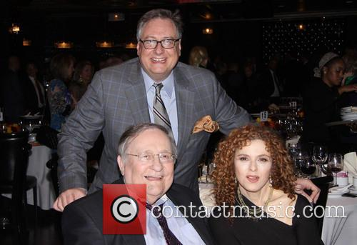 Douglas Carter Beane, Philip J. Smith and Bernadette Peters 3