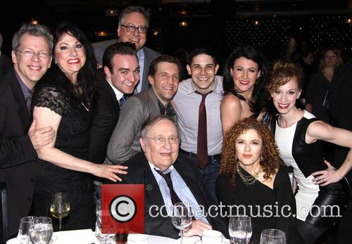 Douglas Carter Beane, Philip J. Smith and Bernadette Peters 5