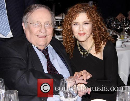 Philip J. Smith and Bernadette Peters 2